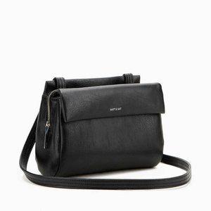 Matt & Nat Blinkin Bag Tan/Brown Vegan Leather